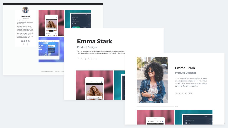 product-design-portfolio-front-page